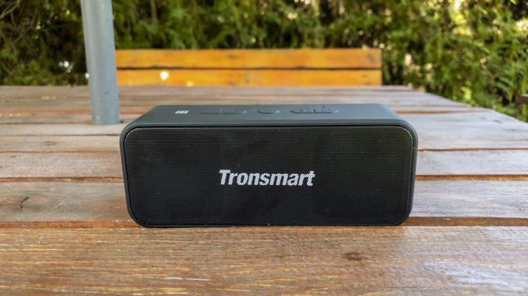 Tronsmart T2 Plus Bluetooth hangszóró teszt 5