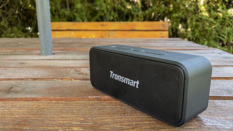 Tronsmart T2 Plus Bluetooth hangszóró teszt 6