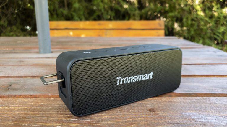 Tronsmart T2 Plus Bluetooth hangszóró teszt 7