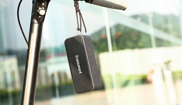 Tronsmart T2 Plus Bluetooth hangszóró teszt 12
