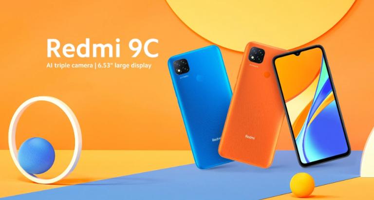 Új, olcsó Xiaomi mobil érkezett – itt a Redmi 9C 2