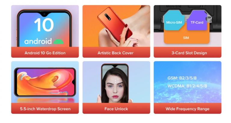 Akciós Ulefone mobilok egyenesen a Banggoodról 4