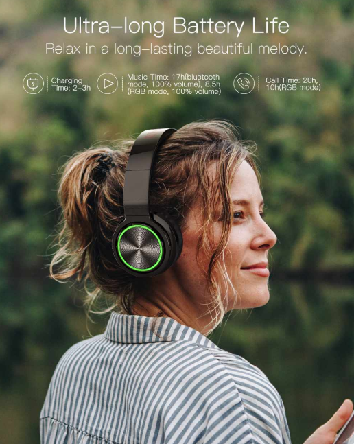 Remek áron kínálják az egyik BlitzWolf vezeték nélküli fejhallgatót 4