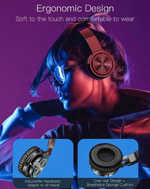 Remek áron kínálják az egyik BlitzWolf vezeték nélküli fejhallgatót 3