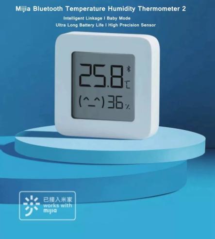 Xiaomi Mijia Bluetooth Thermometer 2 – olcsón az Aliról 2