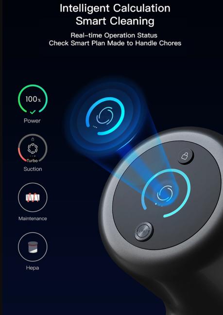 Már a Geekbuyingnál is kapható a Dreame V11 9