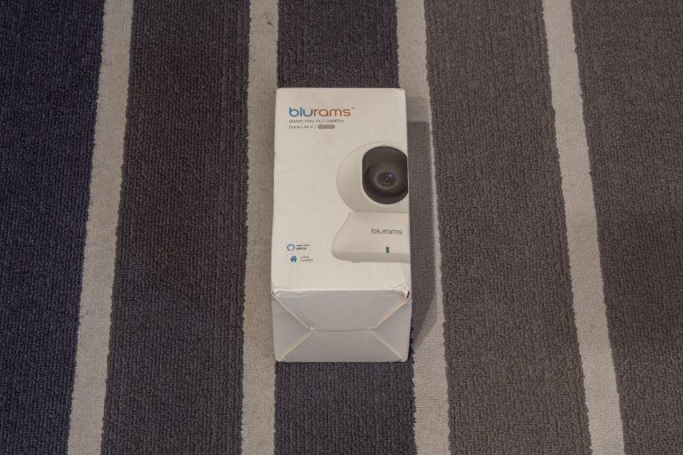 Blurams Dome Lite 2 IP kamera teszt 2