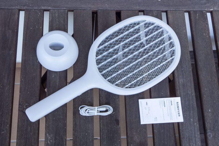 Xiaomi Solove P1 szúnyogirtó teszt 3