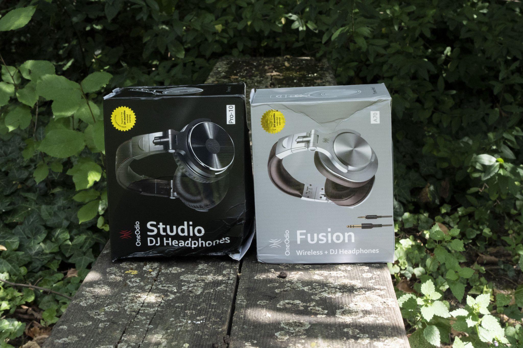 Oneodio A70 és Pro-10 fülhallgatók tesztje 3