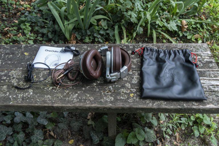 Oneodio A70 és Pro-10 fülhallgatók tesztje 8