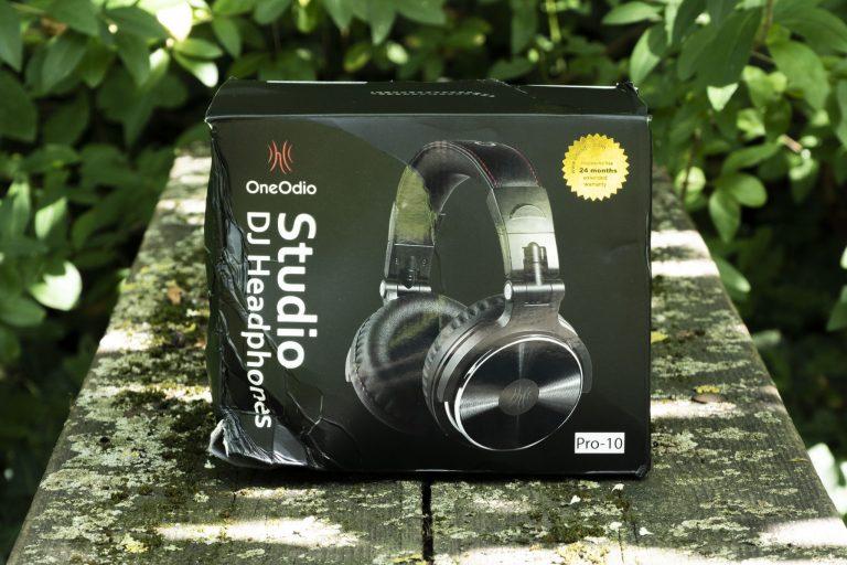 Oneodio A70 és Pro-10 fülhallgatók tesztje 16