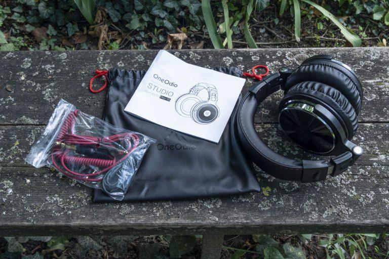 Oneodio A70 és Pro-10 fülhallgatók tesztje 18