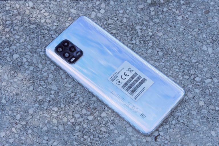 Xiaomi Mi 10 Lite okostelefon teszt 5