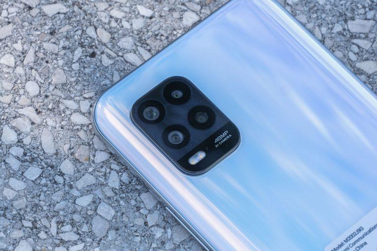 Xiaomi Mi 10 Lite okostelefon teszt 6
