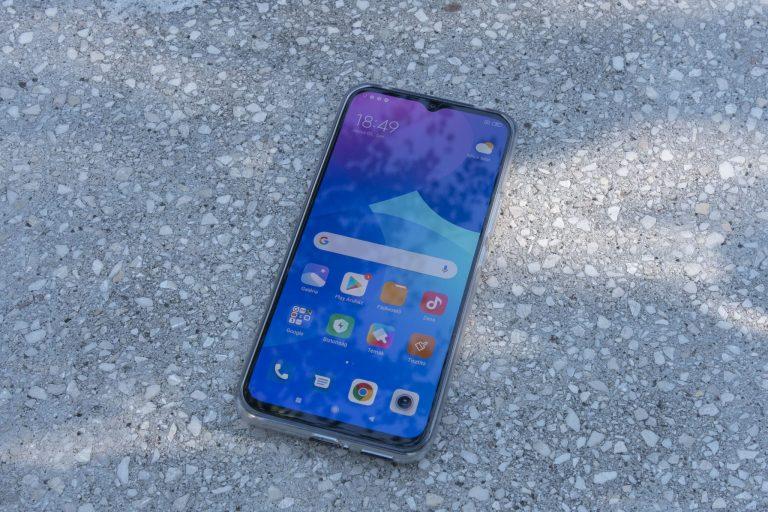 Xiaomi Mi 10 Lite okostelefon teszt 12