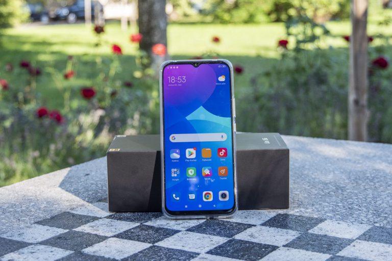 Xiaomi Mi 10 Lite okostelefon teszt 17