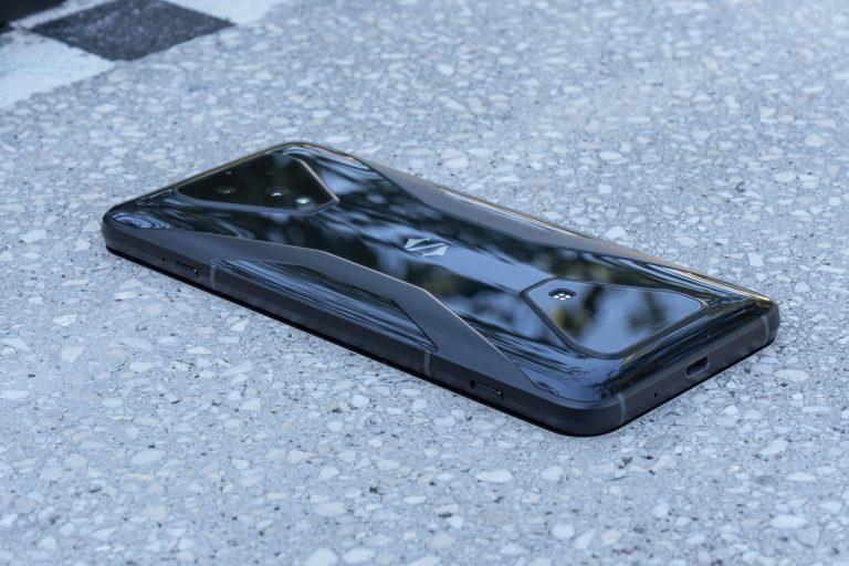 Black Shark 3 gamer telefon teszt 12