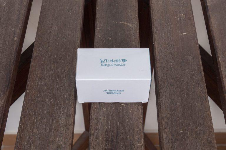 MechZone WiFi jelismétlő teszt 2