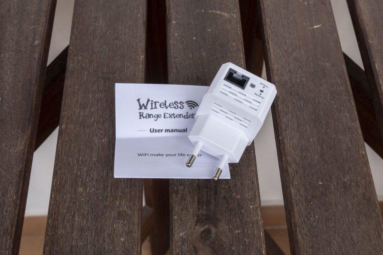 MechZone WiFi jelismétlő teszt 3