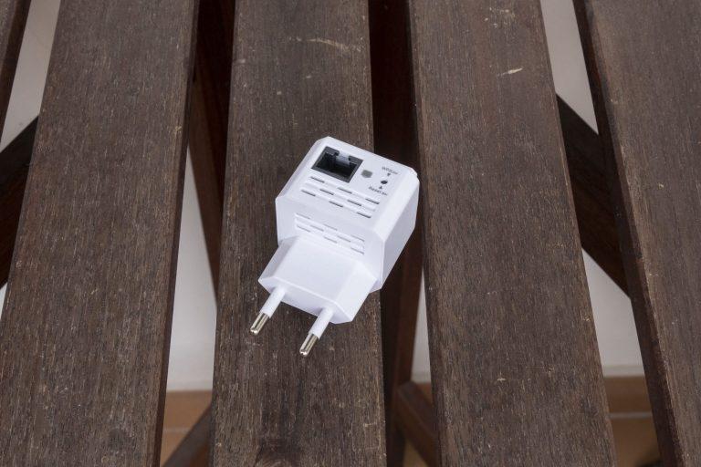 MechZone WiFi jelismétlő teszt 5