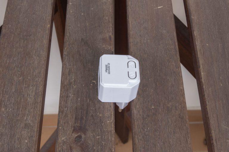 MechZone WiFi jelismétlő teszt 6