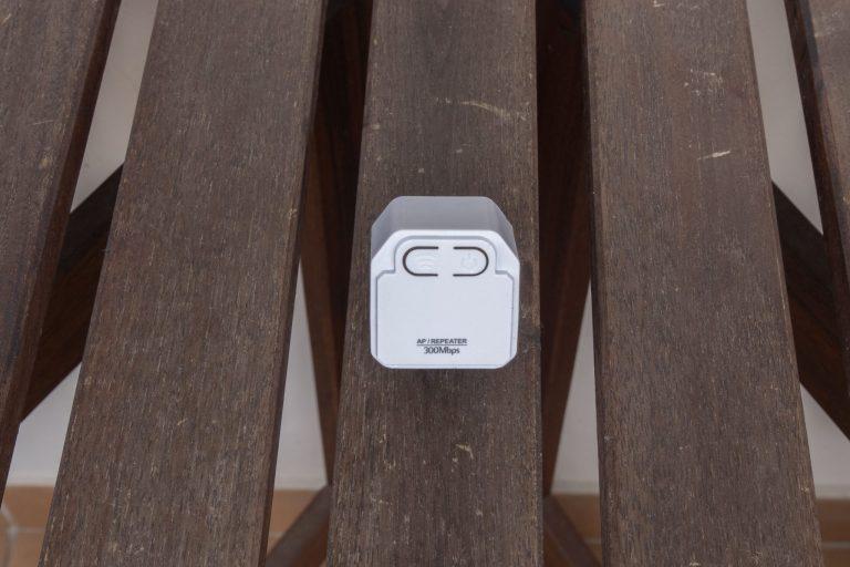 MechZone WiFi jelismétlő teszt 8