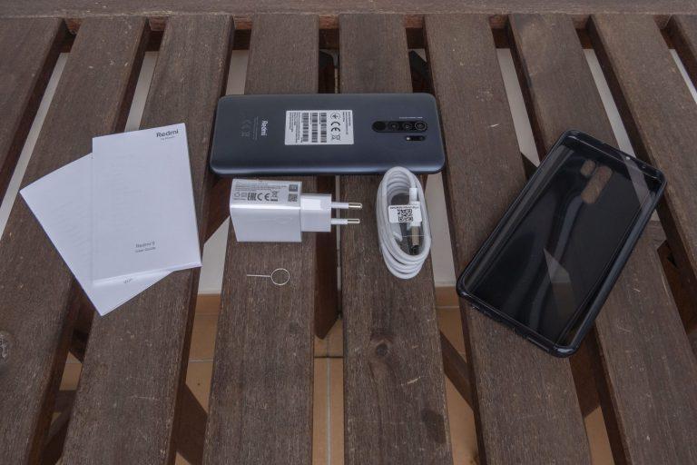 Xiaomi Redmi 9 okostelefon teszt 3