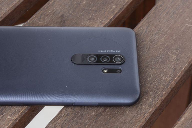 Xiaomi Redmi 9 okostelefon teszt 6
