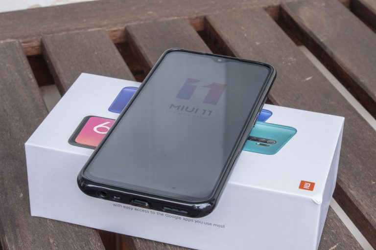 Xiaomi Redmi 9 okostelefon teszt 12