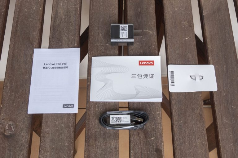 Lenovo Tab M8 Full HD tablet teszt 4