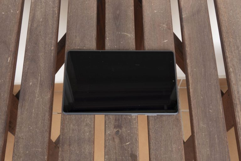 Lenovo Tab M8 Full HD tablet teszt 5