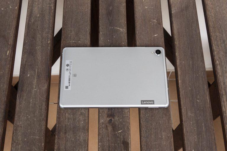 Lenovo Tab M8 Full HD tablet teszt 6