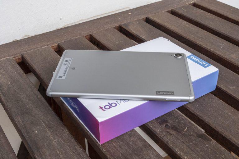 Lenovo Tab M8 Full HD tablet teszt 7