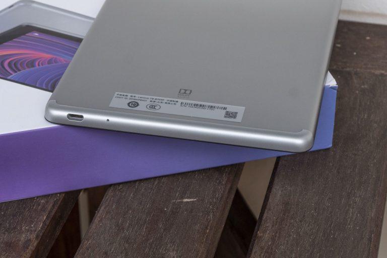 Lenovo Tab M8 Full HD tablet teszt 9