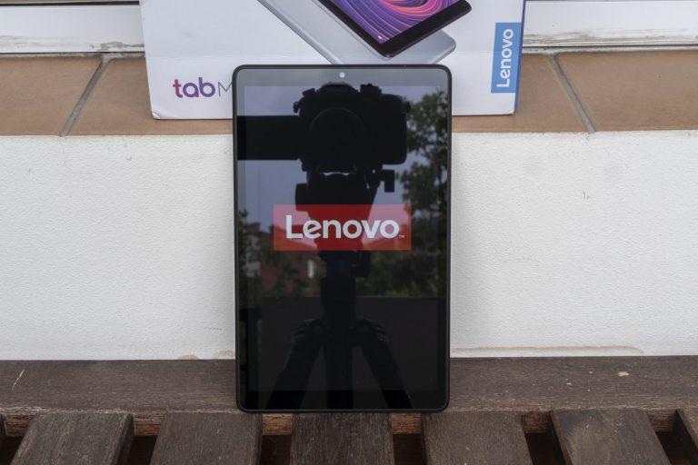 Lenovo Tab M8 Full HD tablet teszt 10