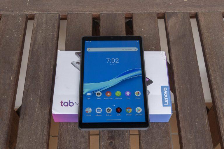 Lenovo Tab M8 Full HD tablet teszt 12