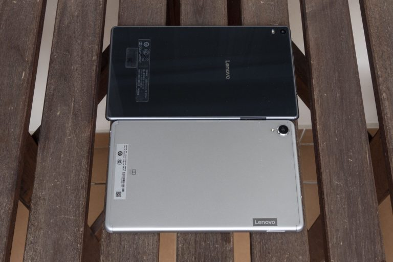 Lenovo Tab M8 Full HD tablet teszt 13