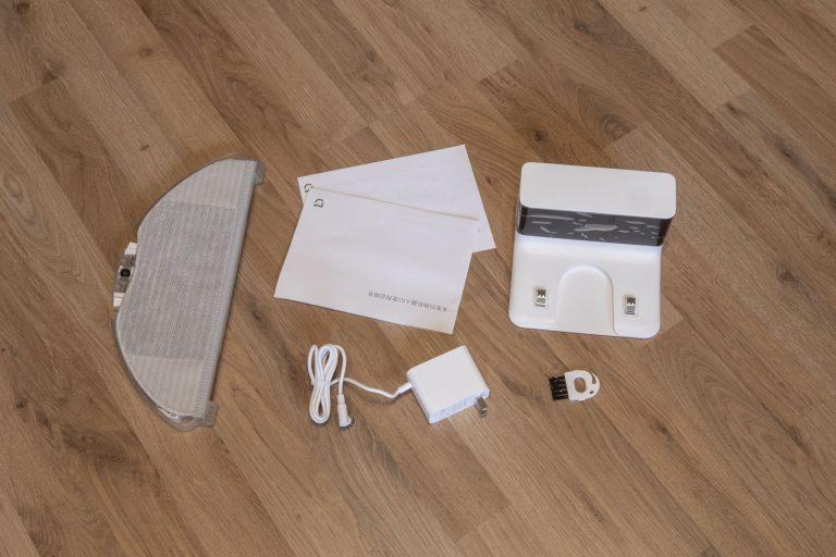 Xiaomi Vacuum-Mop Essential robotporszívó teszt 3