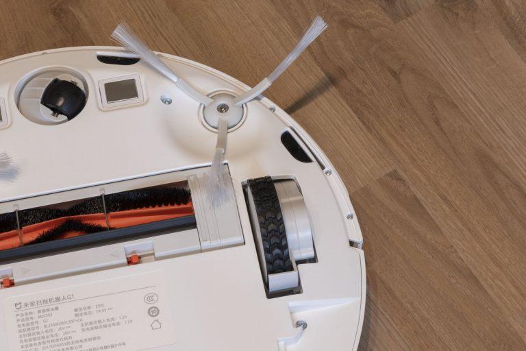 Xiaomi Vacuum-Mop Essential robotporszívó teszt 11