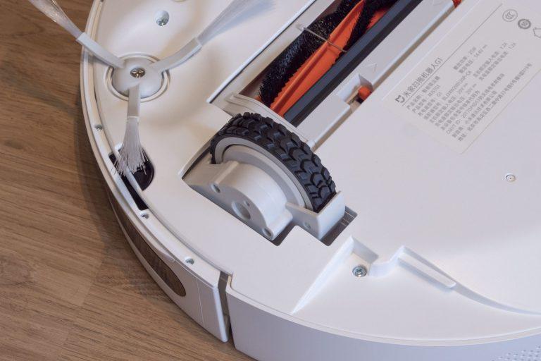 Xiaomi Vacuum-Mop Essential robotporszívó teszt 12
