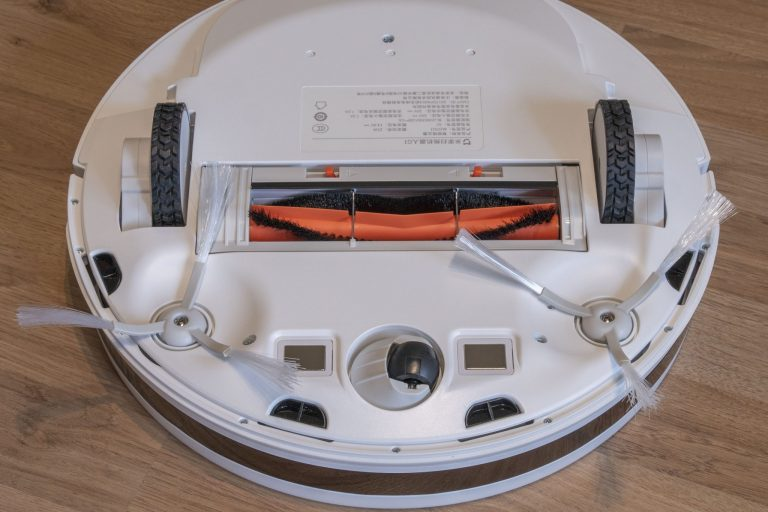 Xiaomi Vacuum-Mop Essential robotporszívó teszt 13