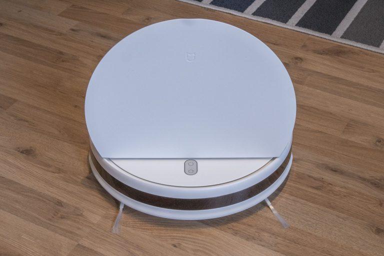 Xiaomi Vacuum-Mop Essential robotporszívó teszt 15