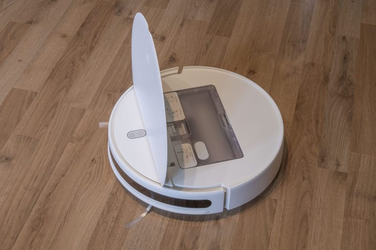 Xiaomi Vacuum-Mop Essential robotporszívó teszt 16