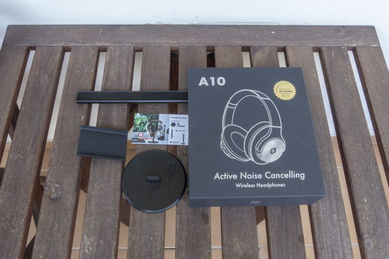 Oneodio A10 zajcsökkentős fülhallgató teszt 2