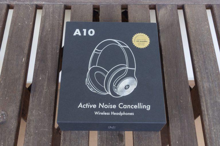 Oneodio A10 zajcsökkentős fülhallgató teszt 4