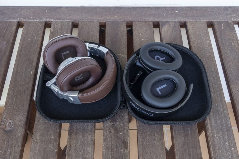 Oneodio A10 zajcsökkentős fülhallgató teszt 9