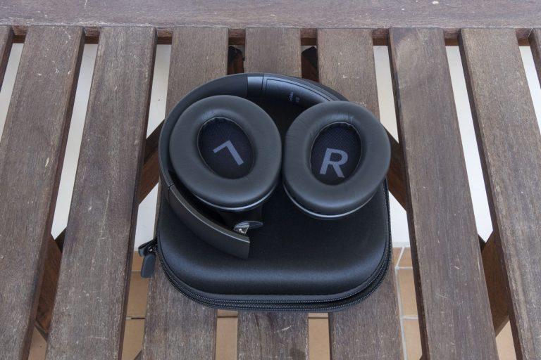 Oneodio A10 zajcsökkentős fülhallgató teszt 11