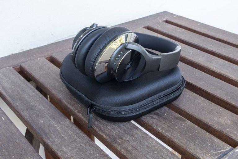 Oneodio A10 zajcsökkentős fülhallgató teszt 12