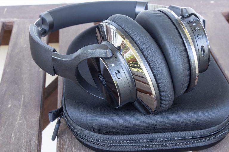 Oneodio A10 zajcsökkentős fülhallgató teszt 16