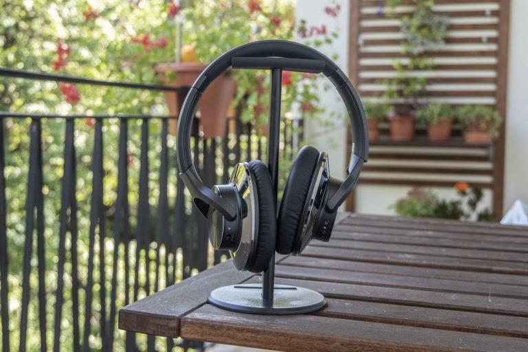 Oneodio A10 zajcsökkentős fülhallgató teszt 18